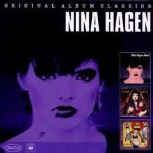 Nina Hagen: Original Album Classics, 3 CDs