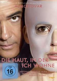 Die Haut, in der ich wohne, DVD
