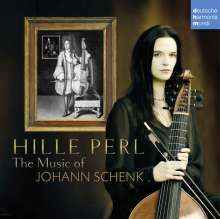 Johannes Schenck (1656-1712): Musik für Viola da gamba, CD