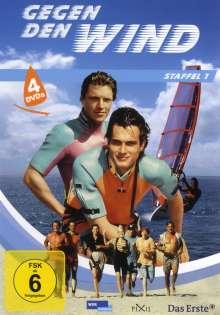 Gegen den Wind Staffel 1, 4 DVDs