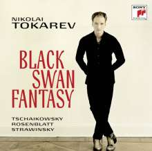 Nikolai Tokarev - Black Swan Fantasy, CD