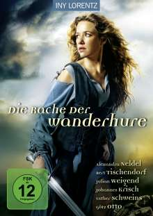 Die Rache der Wanderhure, DVD