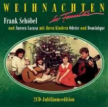 Frank Schöbel: Weihnachten in Familie (Jubiläums-Edition), 2 CDs