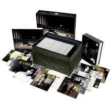 Murray Perahia Edition - The First 40 Years, 68 CDs und 5 DVDs