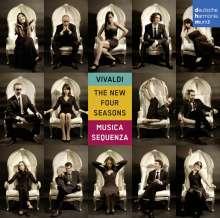 """Antonio Vivaldi (1678-1741): Fagottkonzerte RV 481,484,497,498 """"The New Four Seasons"""", CD"""