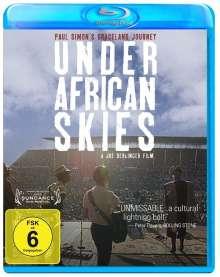 Paul Simon (geb. 1941): Under African Skies (Graceland 25th Anniversary Film), Blu-ray Disc