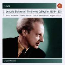 Leopold Stokowski - The Stereo Collection 1954-1975, 14 CDs