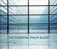 Philip Glass (geb. 1937): The Essential Philip Glass, 3 CDs