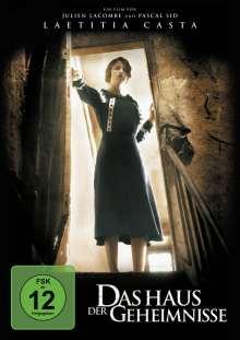 Das Haus der Geheimnisse, DVD