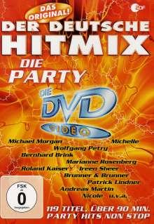 Der deutsche Hitmix:Die Party, DVD
