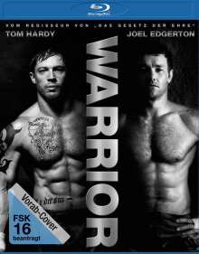 Warrior (2010) (Blu-ray), Blu-ray Disc