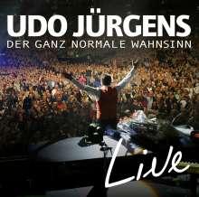 Udo Jürgens: Der ganz normale Wahnsinn: Live, 2 CDs