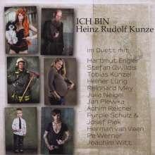 Heinz Rudolf Kunze: Ich bin (im Duett mit), CD