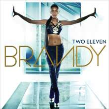 Brandy: Two Eleven, CD