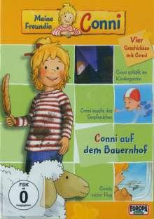 Meine Freundin Conni 2: Conni auf dem Bauernhof, DVD