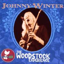 Johnny Winter: The Woodstock Experience (Jewelcase), 2 CDs