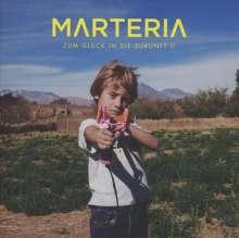 Marteria (aka Marsimoto): Zum Glück in die Zukunft II, CD