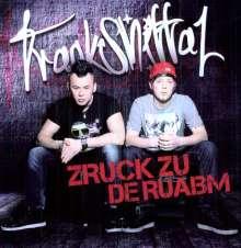 Trackshittaz: Zruck zu de Ruabm, CD