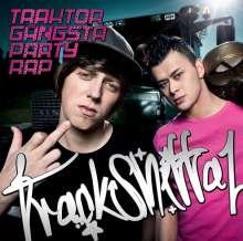 Trackshittaz: Traktorgängstapartyrap, CD