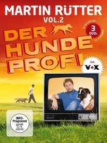 Martin Rütter - Der Hundeprofi Vol.2, 3 DVDs