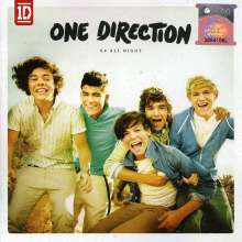 One Direction: Up All Night, CD