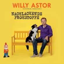 Willy Astor: Nachlachende Frohstoffe (Live-haftig), CD