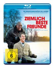 Ziemlich beste Freunde (Blu-ray), Blu-ray Disc