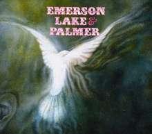 Emerson, Lake & Palmer: Emerson, Lake & Palmer (Deluxe Edition) (2 CDs + DVD-Audio), 2 CDs und 1 DVD-Audio