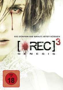 [Rec]³, DVD