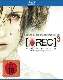 [Rec]³ (Blu-ray), Blu-ray Disc