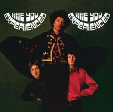 Jimi Hendrix: Are You Experienced, CD