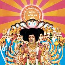 Jimi Hendrix: Axis: Bold As Love, CD