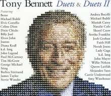 Tony Bennett (geb. 1926): Duets: An American Classic & D, 2 CDs