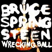 Bruce Springsteen: Wrecking Ball (180g), 2 LPs und 1 CD