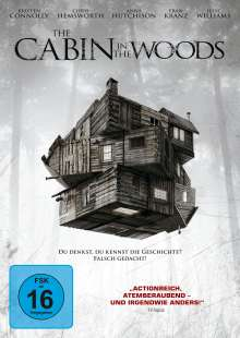 The Cabin In The Woods, DVD