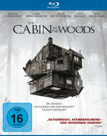 The Cabin In The Woods (Blu-ray), Blu-ray Disc