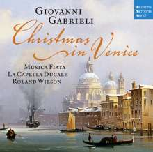 Christmas in Venice - Musik von Giovanni Gabrieli, CD
