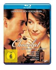 Chocolat (Blu-ray), Blu-ray Disc