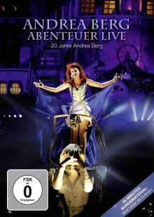 Andrea Berg: Abenteuer (Live), DVD
