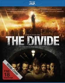 The Divide (Blu-ray), Blu-ray Disc