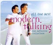 Modern Talking: All The Best, 3 CDs