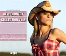 New Country Collection Vol. 5, 3 CDs