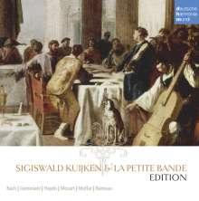 Sigiswald Kuijken & La Petite Bande Edition, 10 CDs