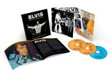 Elvis Presley (1935-1977): Elvis: Prince From Another Planet (Deluxe Version) (2 CDs + DVD), 2 CDs und 1 DVD
