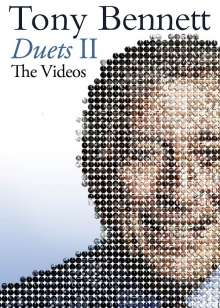 Tony Bennett (geb. 1926): Duets II: The Great Performances, Blu-ray Disc