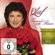Olaf (ex-Die Flippers): Tausend rote Rosen (CD + DVD) (Premium Edition), CD