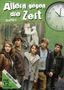 Allein gegen die Zeit Staffel 2, 2 DVDs