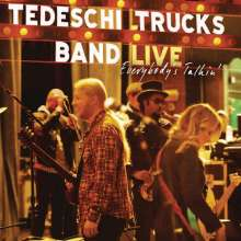 Tedeschi Trucks Band: Everybody's Talkin' (Live), 2 CDs