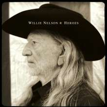 Willie Nelson: Heroes, CD