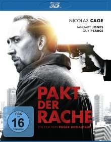 Pakt der Rache (Blu-ray), Blu-ray Disc